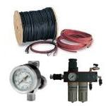 accessories, hoses and regulators
