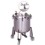 120 litre pressure tank