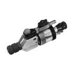 polishing spray gun for liquid compounds