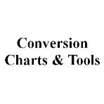 link to conversion chrts and tools