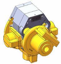comparison between Armak motor and radial piston motor