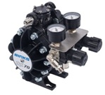 Binks DX70 diaphragm pump