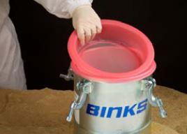 Pressure Pot / Tank Strainers