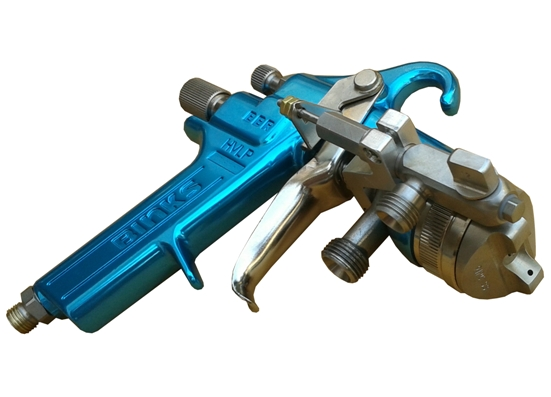 Binks Mach 1PC plural component spray gun