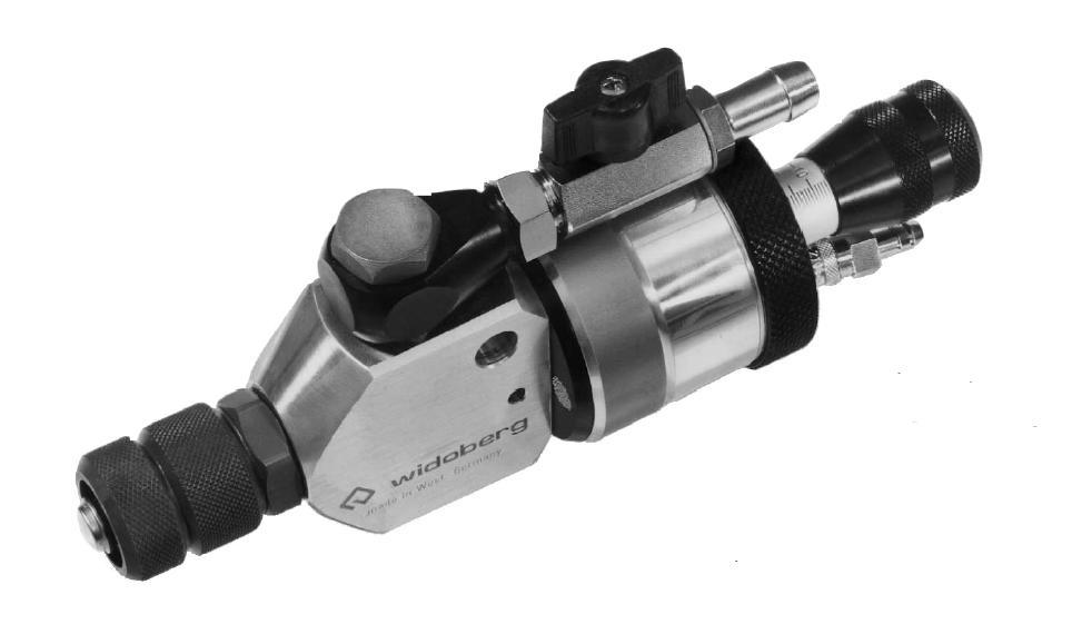 Widoberg High Velocity spray gun